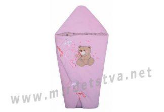 Конверт для девочки Valeri tex 1404-20-365-006