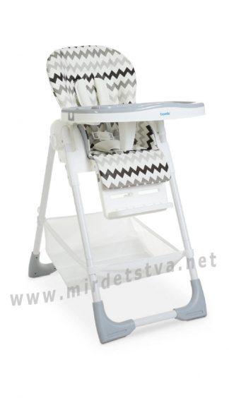 Регулируемый стульчик для кормления Bambi M 4507 Gray