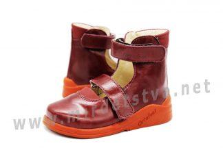 Туфли ортопедические для девочки Ortofoot OrtoStabil 320