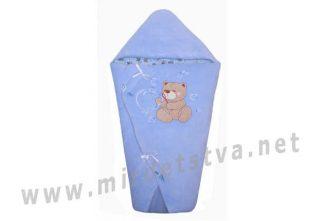 Удобный конверт для новорожденного Valeri tex 1404-20-365-008