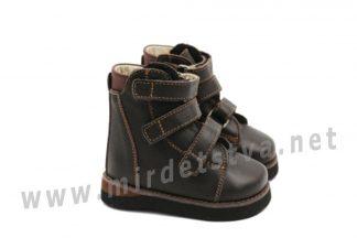 Зимние ортопедические детские ботинки Ortofoot OrtoCross 921