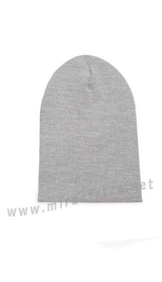 Зимняя шапка трикотажная детская