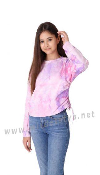 Модный подростковый свитшот Mevis 3743-01