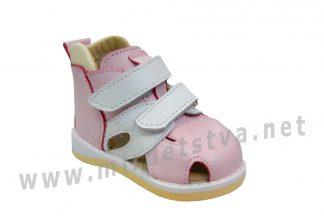 Антиварусные детские сандалии Ortofoot Varus Light baby 202