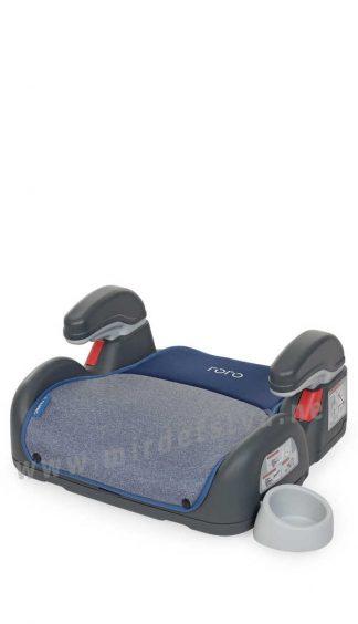 Бустер для ребенка EL CAMINO ME 1144 Roro Isofix Navy Blue