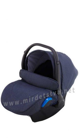 Детское кресло в машину Adamex Kite F9 темно-синий
