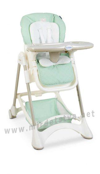 Компактный стульчик для кормления EL CAMINO ME 1066 Oscar Mint