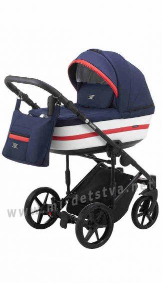 Прогулочная коляска для мальчика Adamex Rimini Tip RI-77