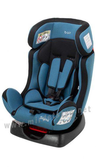 Автокресло для новорожденного Bair Sigma DS2924 0-25кг