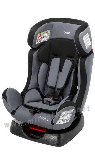 Автокресло для ребенка Bair Sigma DS2423 0-25кг