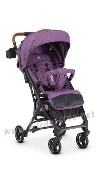 Детская коляска-книжка EL CAMINO ME 1039L Idea Violet