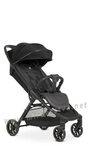Детская коляска-книжка EL CAMINO ME 1084 Orion Dark Gray