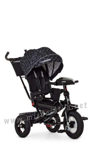 Детский колясочный велосипед Turbo Trike M 4060HA-22V
