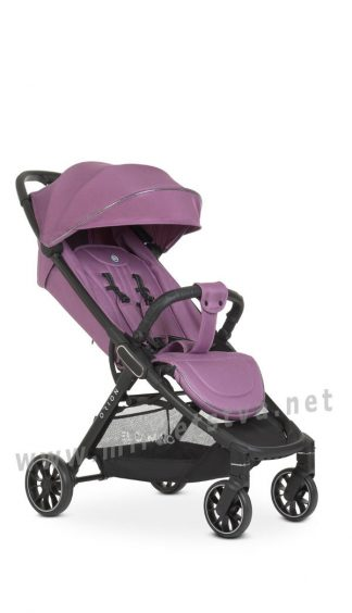Коляска детская EL CAMINO ME 1084 Orion Lavender