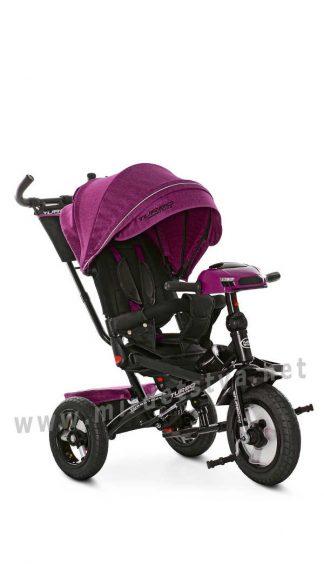 Колясочный детский велосипед Turbo Trike M 4060HA-18T