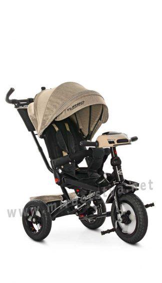 Колясочный велосипед Turbo Trike M 4060HA-7L