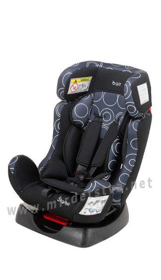 Кресло автомобильное Bair Sigma DS1424 0-25кг