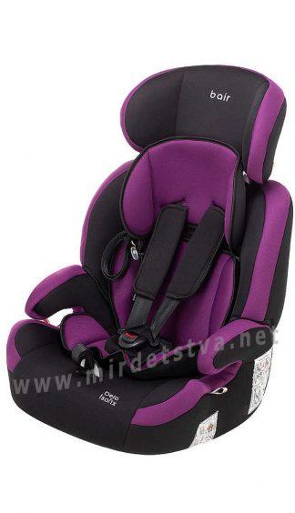 Кресло детское в авто Bair Beta Iso-fix DBI1824 9-36кг