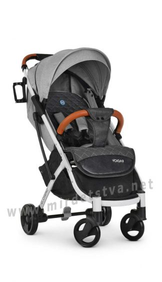 Легкая коляска EL CAMINO M 3910 Yoga II Iron Gray-W