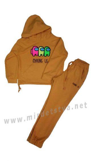 Модный прогулочный костюм для девочки Di-Li 144884