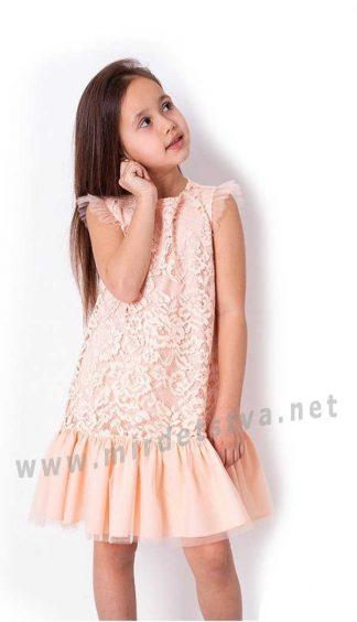 Нарядное детское платье Mevis 3876-03