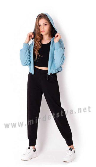 Подростковый костюм со штанами джоггеры Mevis 3646-01