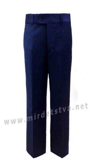 Школьные брюки со стрелками на мальчика 7186/2Б