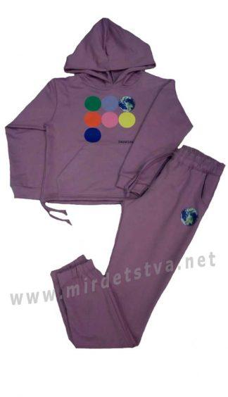 Современный прогулочный костюм на девочку-подростка Di-Li 144880