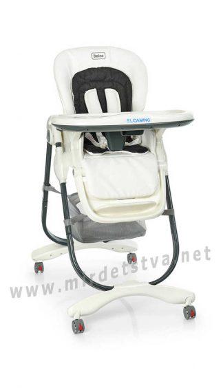 Современный стульчик для кормления EL CAMINO M 3236-10