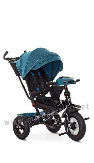 Трехколесный колясочный велосипед Turbo Trike M 4060HA-21T