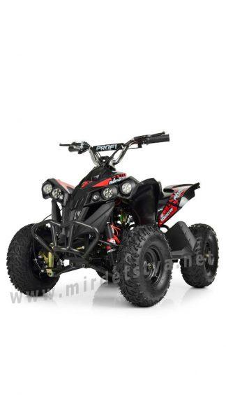 Черный квадроцикл Profi HB-EATV1000Q-2ST V2