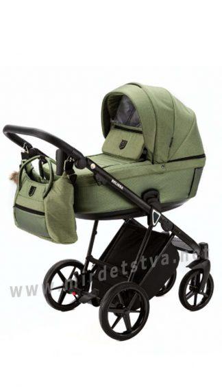 Детская коляска прогулочная 2в1 Adamex Belissa Lux