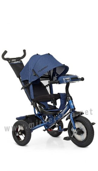 Детский трехколесный велосипед Turbo Trike M 3115HA-11L