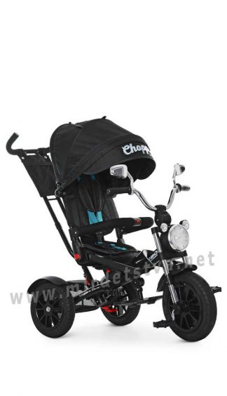 Детский велосипед с надувными колесами Turbo Trike M 4056HA-20-6