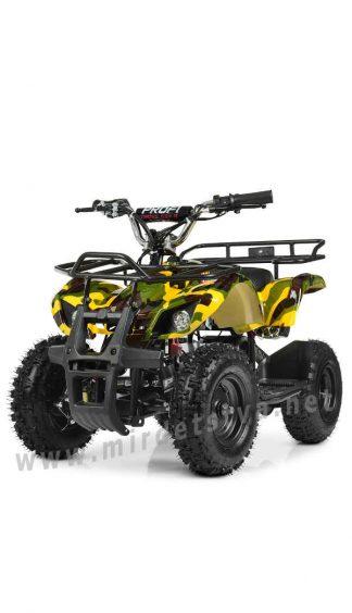 Мощный детский квадроцикл Profi HB-EATV800N-13(MP3) V3
