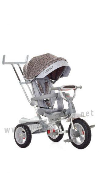 Велосипед с игровой панелью Turbo Trike M 4058HA-23S