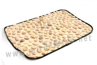 Массажный коврик Натуральная галька 60х40см