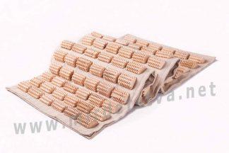 Массажный ортопедический коврик Ежик 90х40см