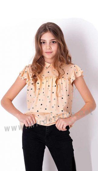 Блуза подростковая на каждый день Mevis 3793-05