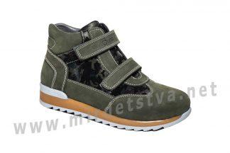 Высокие ортопедические кроссовки для мальчиков 4Rest Orto 06-618