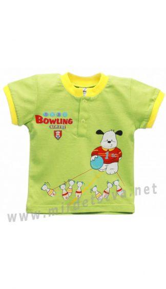 Яркая футболка для мальчика Valeri tex 1864-55-232-014