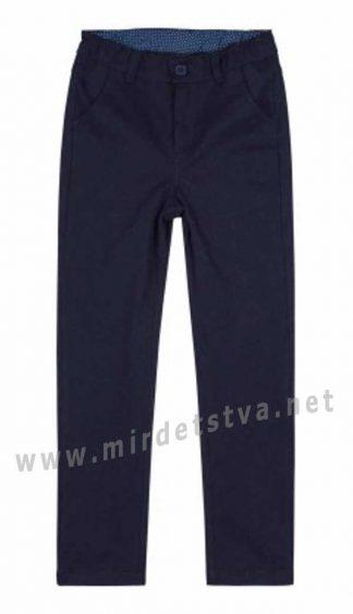 Коттоновые брюки — джинсы на мальчика Bembi ШР581
