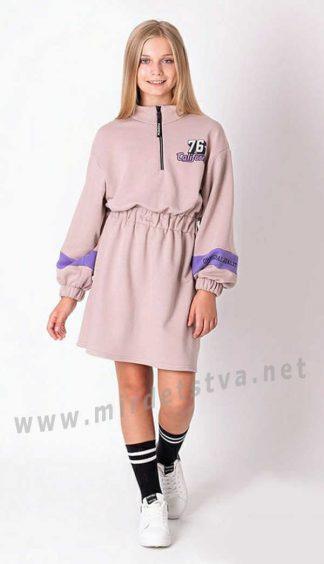 Модное подростковое платье Mevis 3575-01