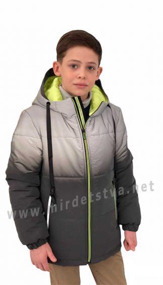 Светоотражающая демисезонная куртка для мальчика Nestta Timur