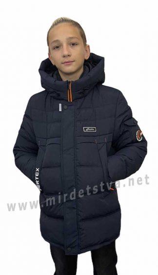 Стильная зимняя курточка для мальчика Nestta Garry