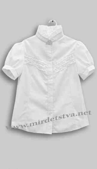 Блуза школьная для девочки Dana БЗК-14
