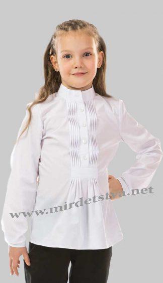 Блуза школьная для девочки KidsCouture 71713101101