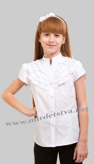 Блуза школьная для девочки KidsCouture 7171560198