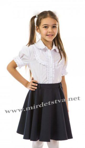 Блуза школьная для девочки KidsCouture 7171560199