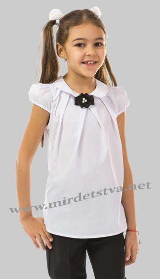 Блуза школьная для девочки KidsCouture 7171800196